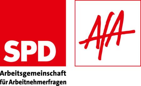 Logo AfA mit schrift