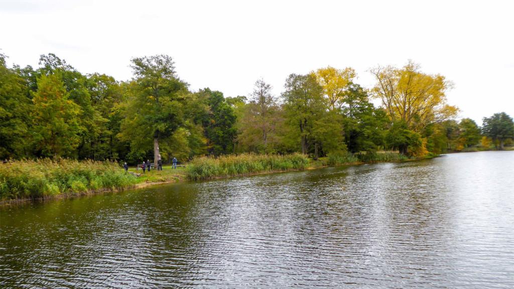 Blick auf die Oterser Seen