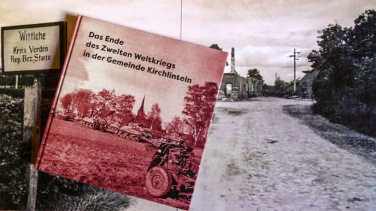 Cover des Buchs vom Ende des Weltkriegs