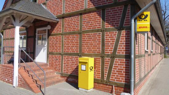 Postfiliale in Kirchlinteln