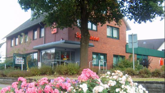 Bild: Sparkassengebäude in Kirchlinteln