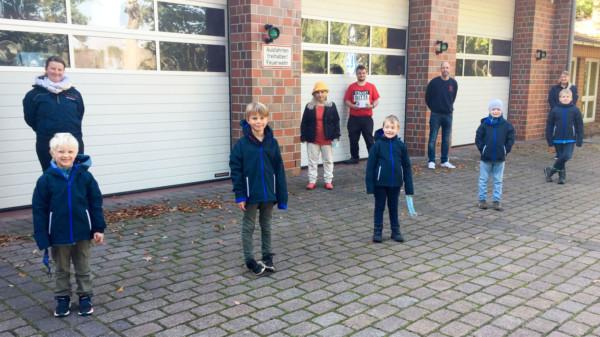 Das Bild zeigt ein Gruppenfoto