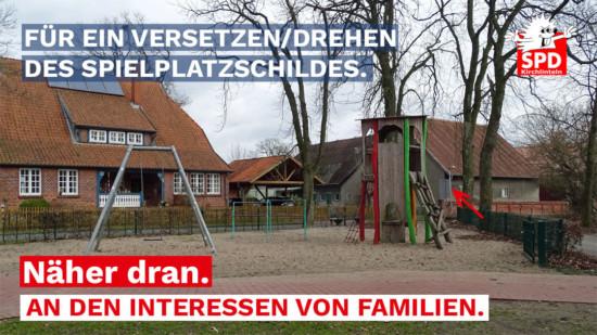 Speilpaltz in Holtum (Geest)