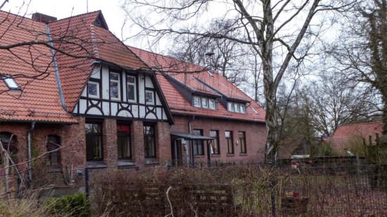 Foto zeigt das Gebäude