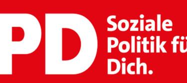 """Slogan """"Soziale Politik für Dich"""""""