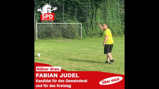 Fabian Judel als Schiedsrichter