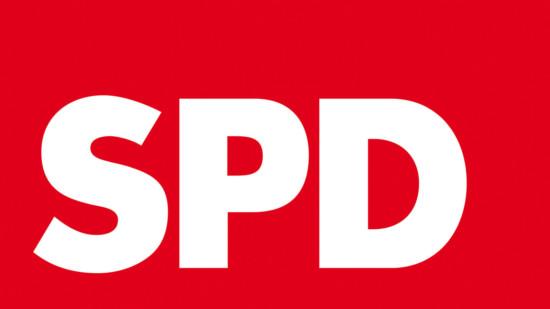 Schriftzug SPD