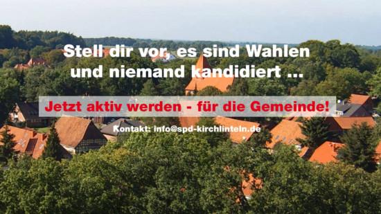 Luftbild von Kirchlinteln